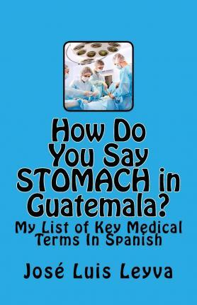 How Do You Say Stomach in Guatemala?