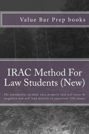Irac Method for Law Students (New)