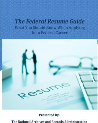 The Federal Resume Guide