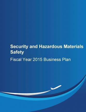 Security and Hazardous Materials Safety