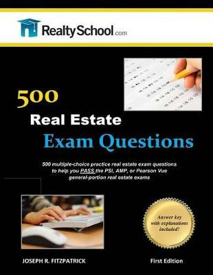 500 Real Estate Exam Questions