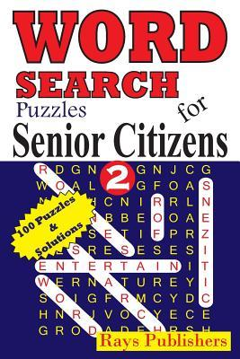 Word Search Puzzles for Senior Citizens 2