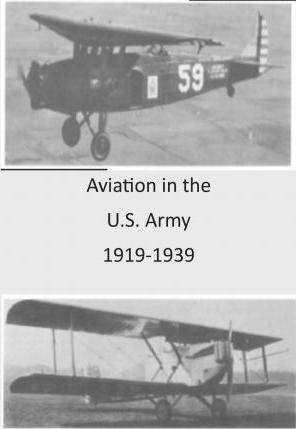 Aviation in the U.S. Army 1919-1939