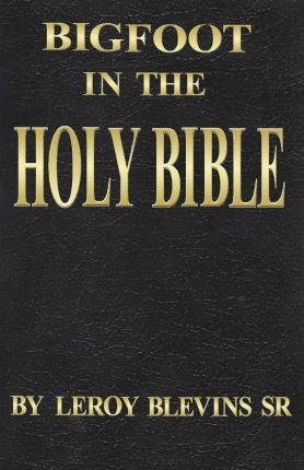 Bigfoot in the Holy Bible