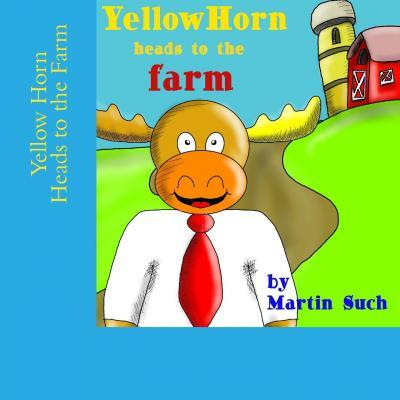 Yellow Horn Heads to the Farm