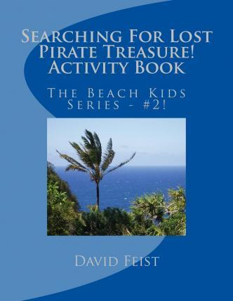 Searching for Lost Pirate Treasure Activity Book