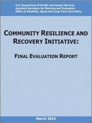 Community Resilience and Recovery Ininiative