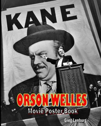 Orson Welles Movie Poster Book