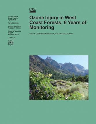 Ozone Injury in West Coast Forests