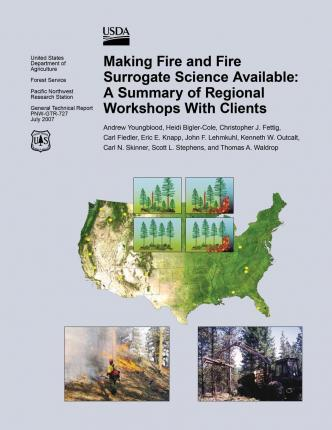 Making Fire and Fire Surrogate Science Available