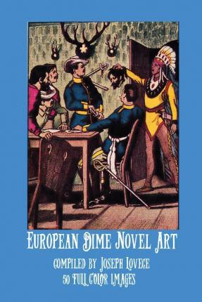 European Dime Novel Art