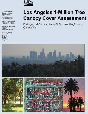 Los Angeles 1-Million Tree Canopy Cover Assessment