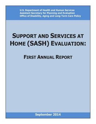 Support and Services at Home (Sash) Evaluation
