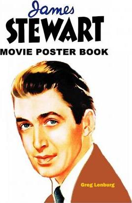 James Stewart Movie Poster Book