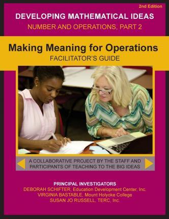 Making Meaning for Operations Facilitator's Guide