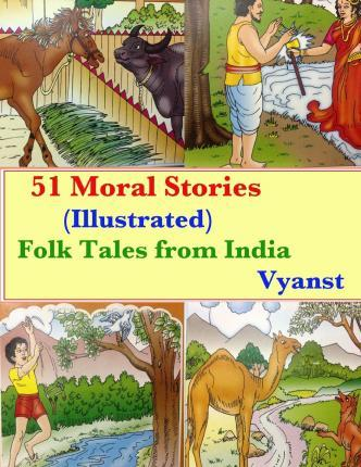 51 Moral Stories (Illustrated)