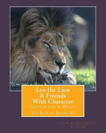 Leo the Lion & Friends with Character
