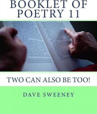 Booklet of Poetry 11