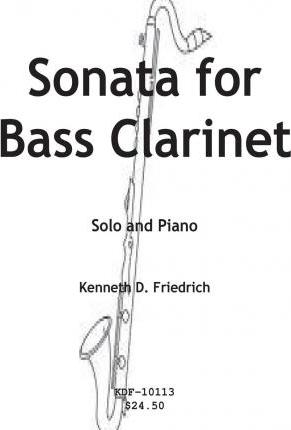 Sonata for Bass Clarinet