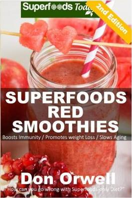 Superfoods Red Smoothies