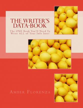 The Writer's Data-Book (Red)