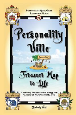 Personality-Ville Treasure Map to Life