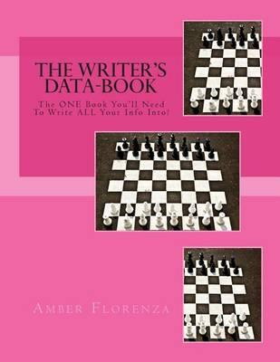 The Writer's Data-Book (Pink)