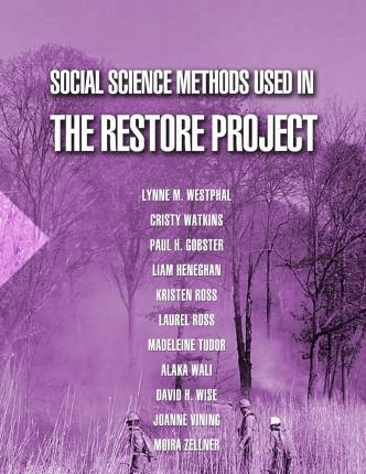 Social Science Methods Used in the Restore Project