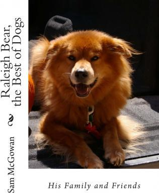 Raleigh Bear, the Best of Dogs