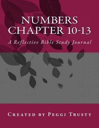 Numbers, Chapter 10-13