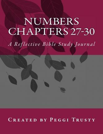 Numbers, Chapters 27-30