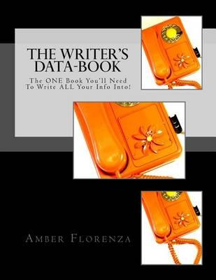 The Writer's Data-Book (Black)