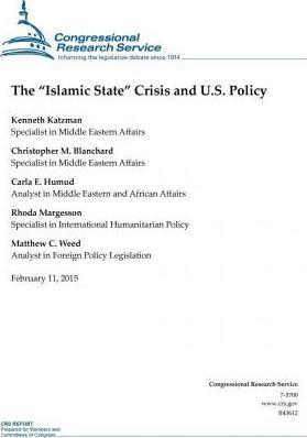 The Islamic State Crisis and U.S. Policy