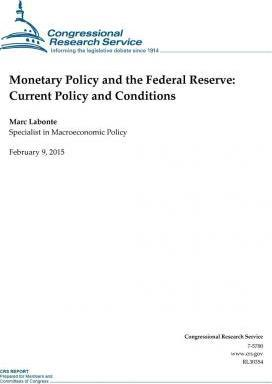 Monetary Policy and the Federal Reserve