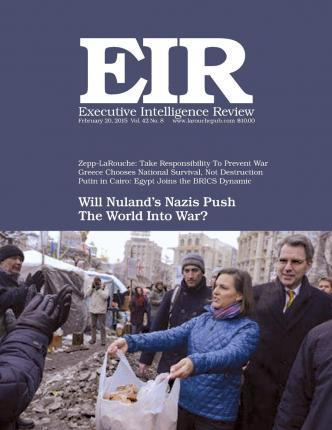 Executive Intelligence Review; Volume 42, Issue 8
