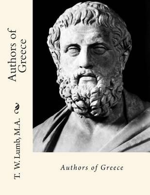 Authors of Greece