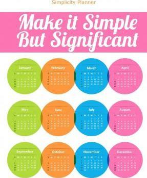 Simplicity Planner