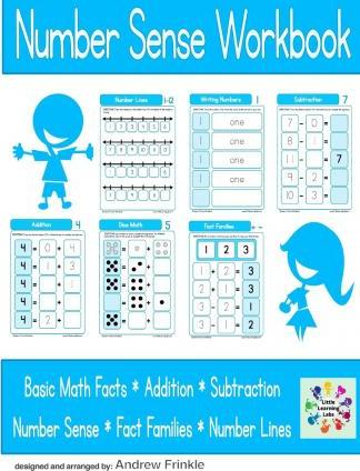 Number Sense Workbook