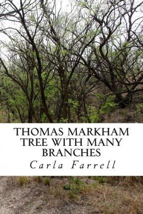 Thomas Markham Tree with Many Branches