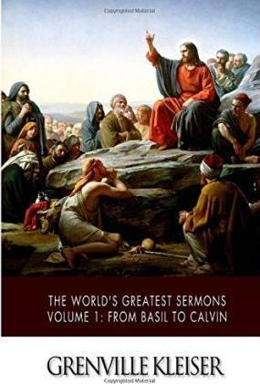The World's Greatest Sermons Volume 1