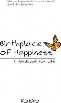 Birthplace of Happiness