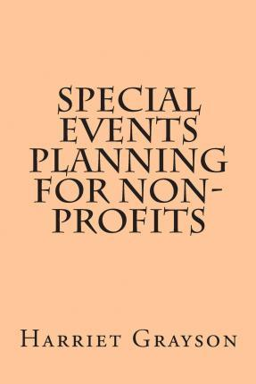 Special Events Planning for Non-Profits