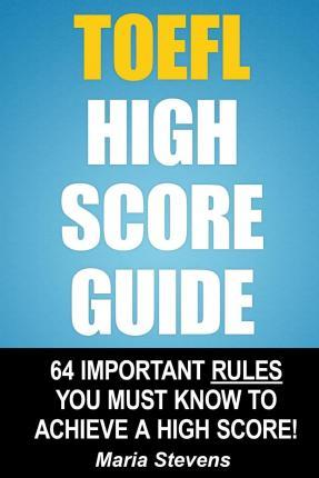 TOEFL High Score Guide