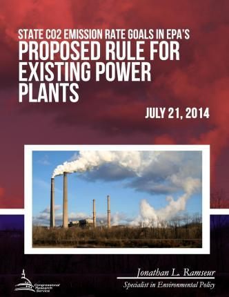 State Co2 Emission Rate Goals in EPA?S Proposed Rule for Existing Power Plants