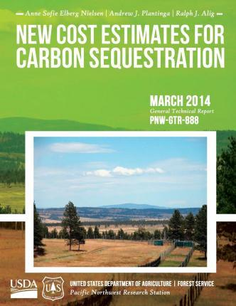 New Cost Estimates for Carbon Sequestration Through Afforestation in the United States