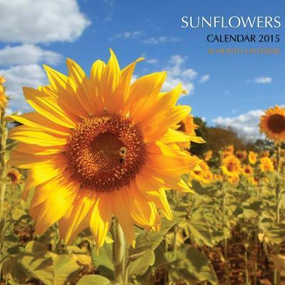 Sunflowers Calendar 2015