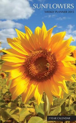 Sunflowers Weekly Planner 2015