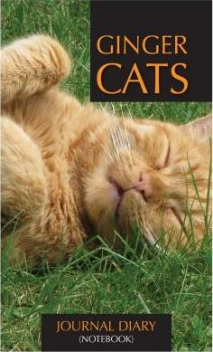 Ginger Cats Journal Diary (Notebook)