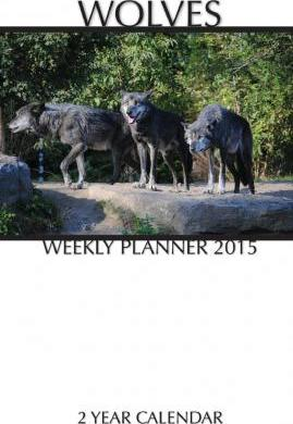 Wolves Weekly Planner 2015
