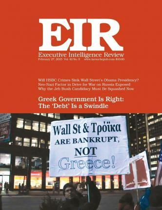 Executive Intelligence Review; Volume 42, Issue 9